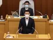 2020年第4回川崎市議会での代表質疑(追加議案)(動画)