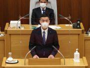 2021年第一回川崎市議会定例会、市古次郎議員による提案説明(動画)